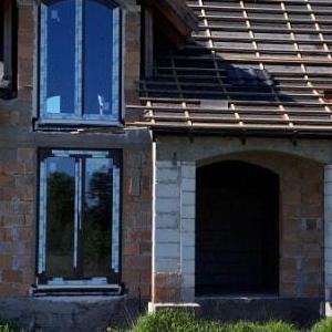 Konstrukcja domu jednorodzinnego 2
