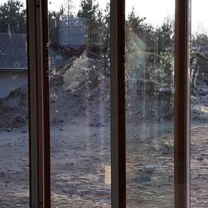 System okienny w domu jednorodzinnym 1