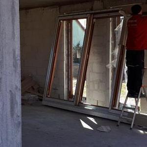 System okienny w domu jednorodzinnym 7
