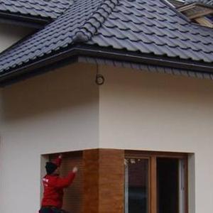 Dwupiętrowy dom jednorodzinny 9